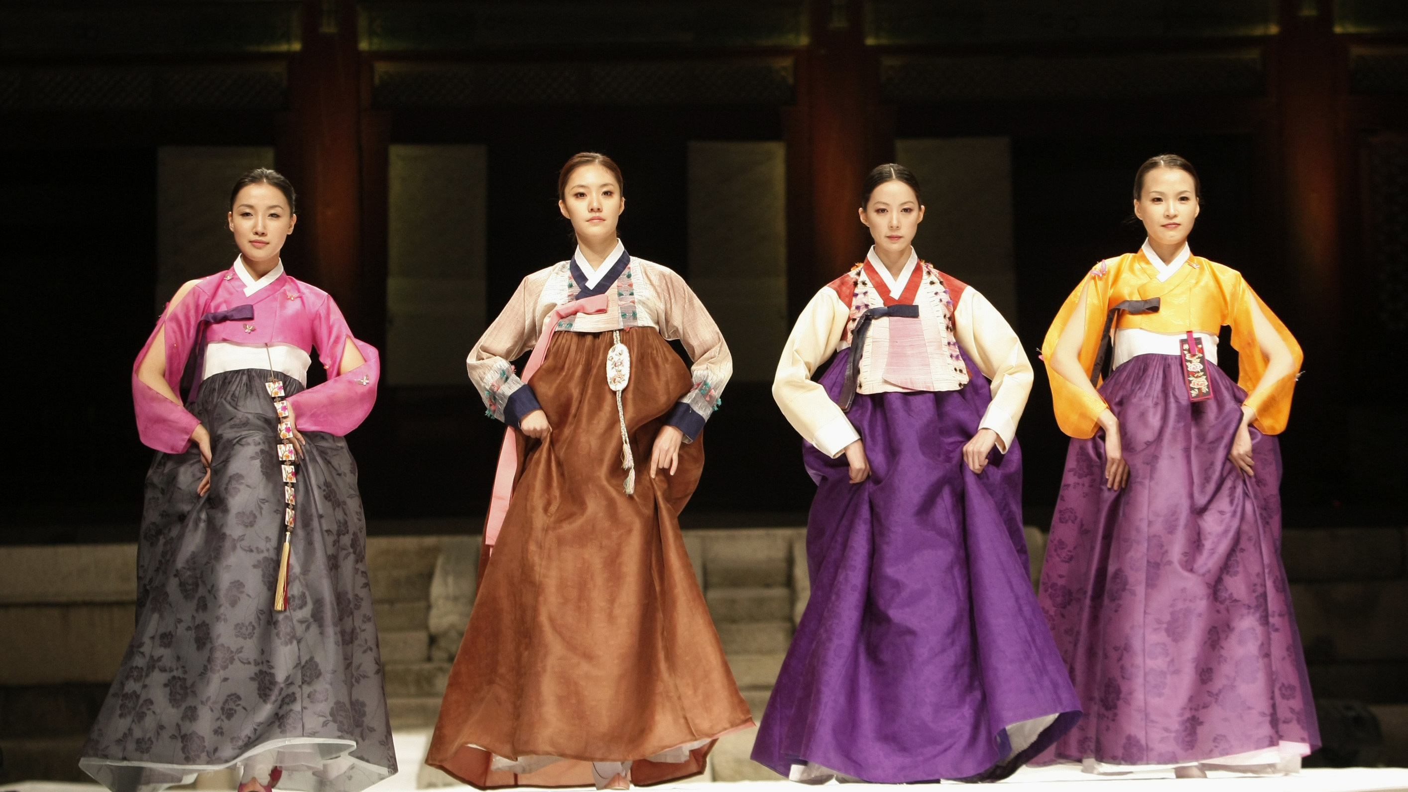 Korean Tailors Try To Keep The Lunar New Year Hanbok Ritual Alive  Code  Switch  NPR