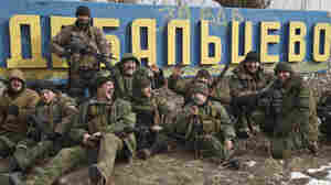 What Cease-Fire? Ukrainian Troops Retreat As Rebels Press Fight