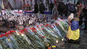 Ukraine: Moscow Was Behind 2014 Deaths Of Protesters In Kiev