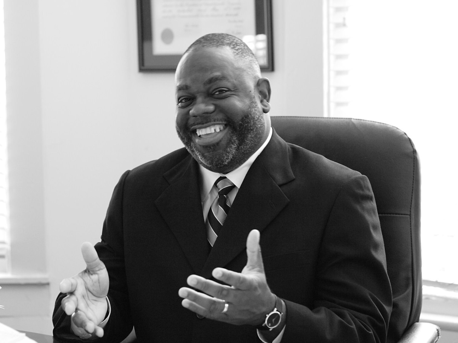 The Man Behind The Speech: Judge Carlton Reeves Takes On Mississippi's Past