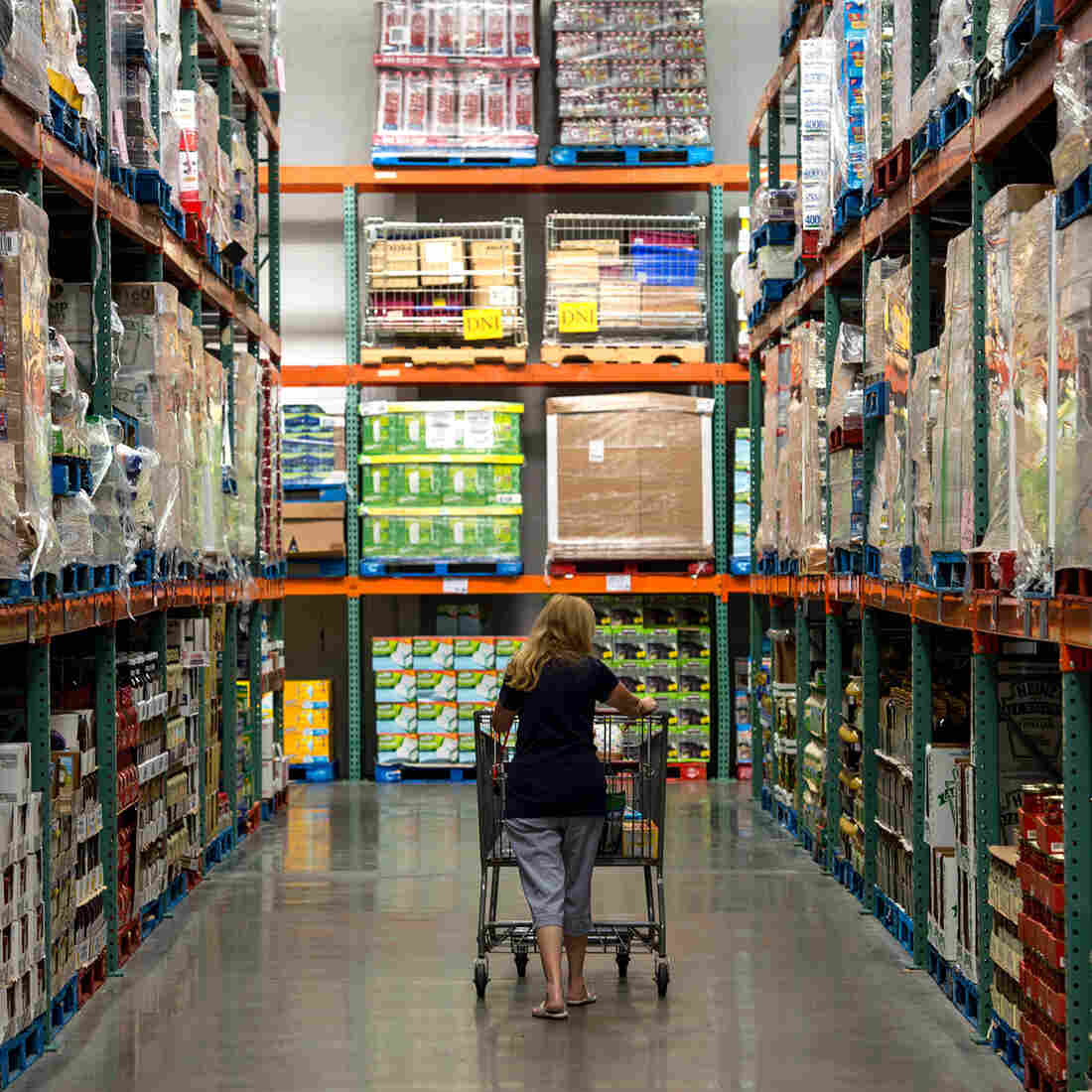 Have Big-Box Superstores Helped To Make Us Fat?