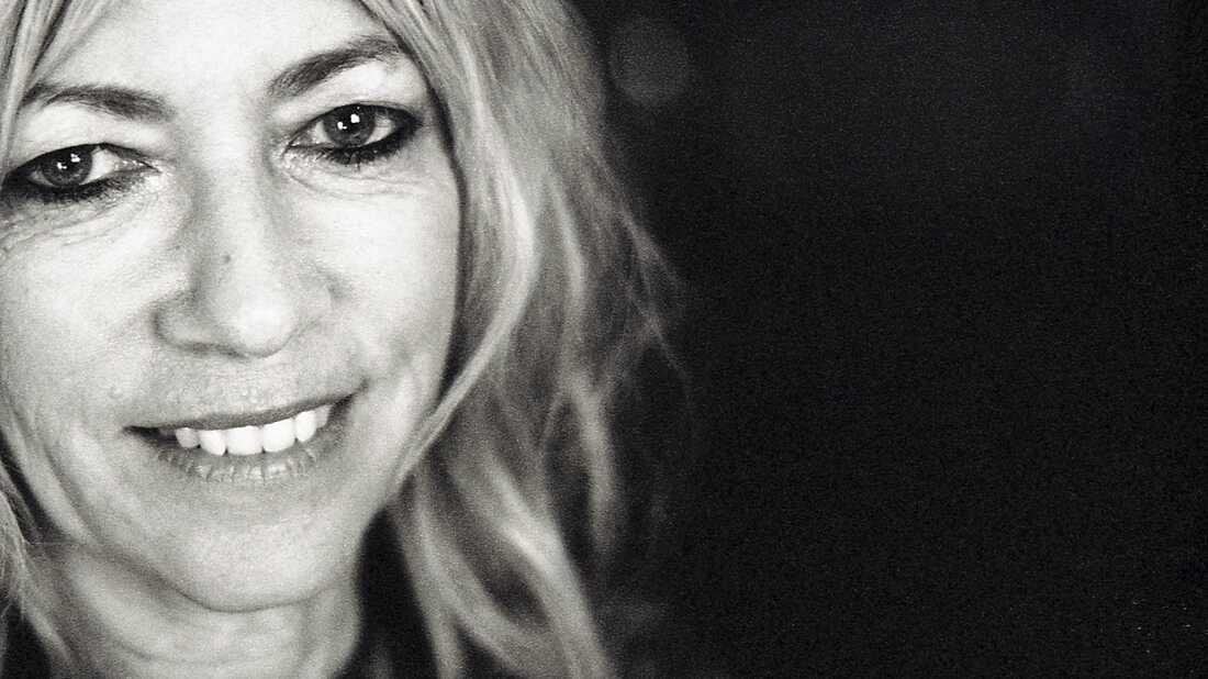 Sonic Youth's Kim Gordon On Marriage, Music And Moving On