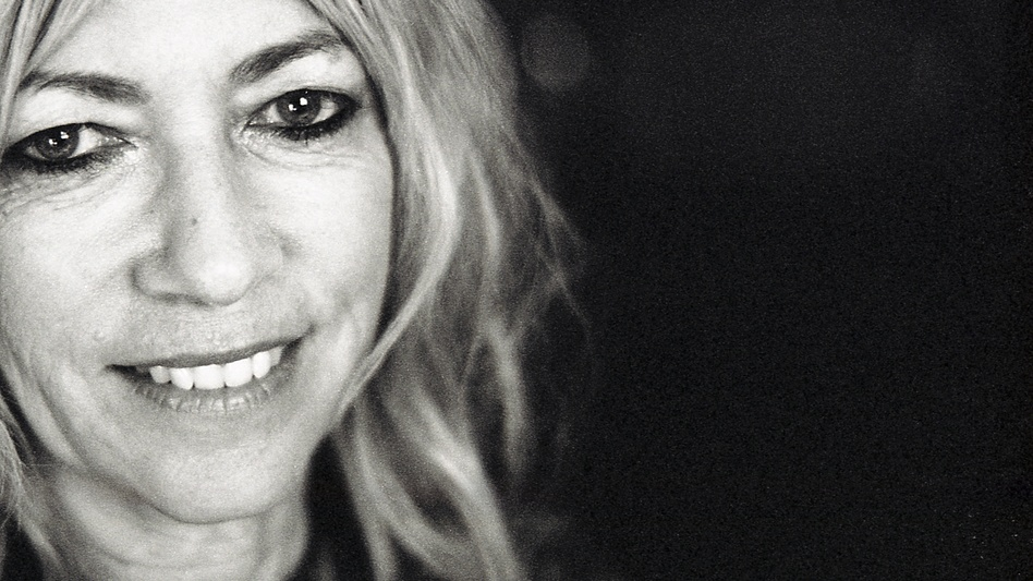 Kim Gordon is a founding member of Sonic Youth. (Courtesy of HarperCollins)