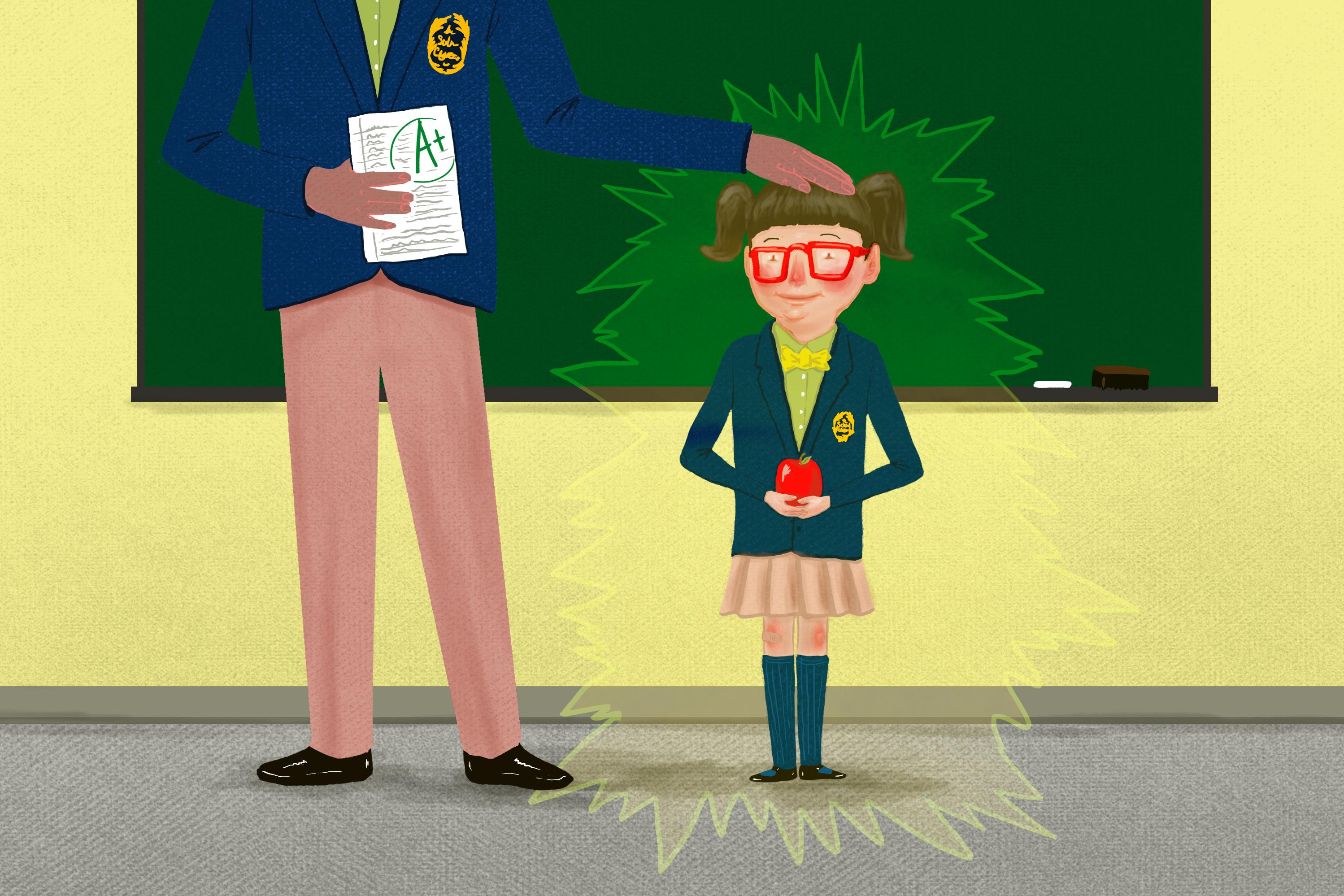 If Your Teacher Likes You, You Might Get A Better Grade : NPR Ed : NPR