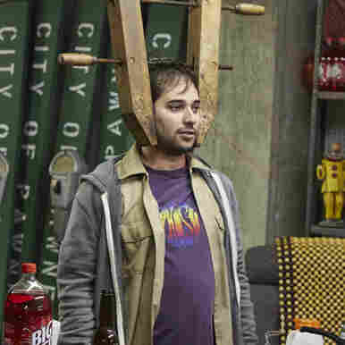 The Comedy And Good Conversation Of Harris Wittels