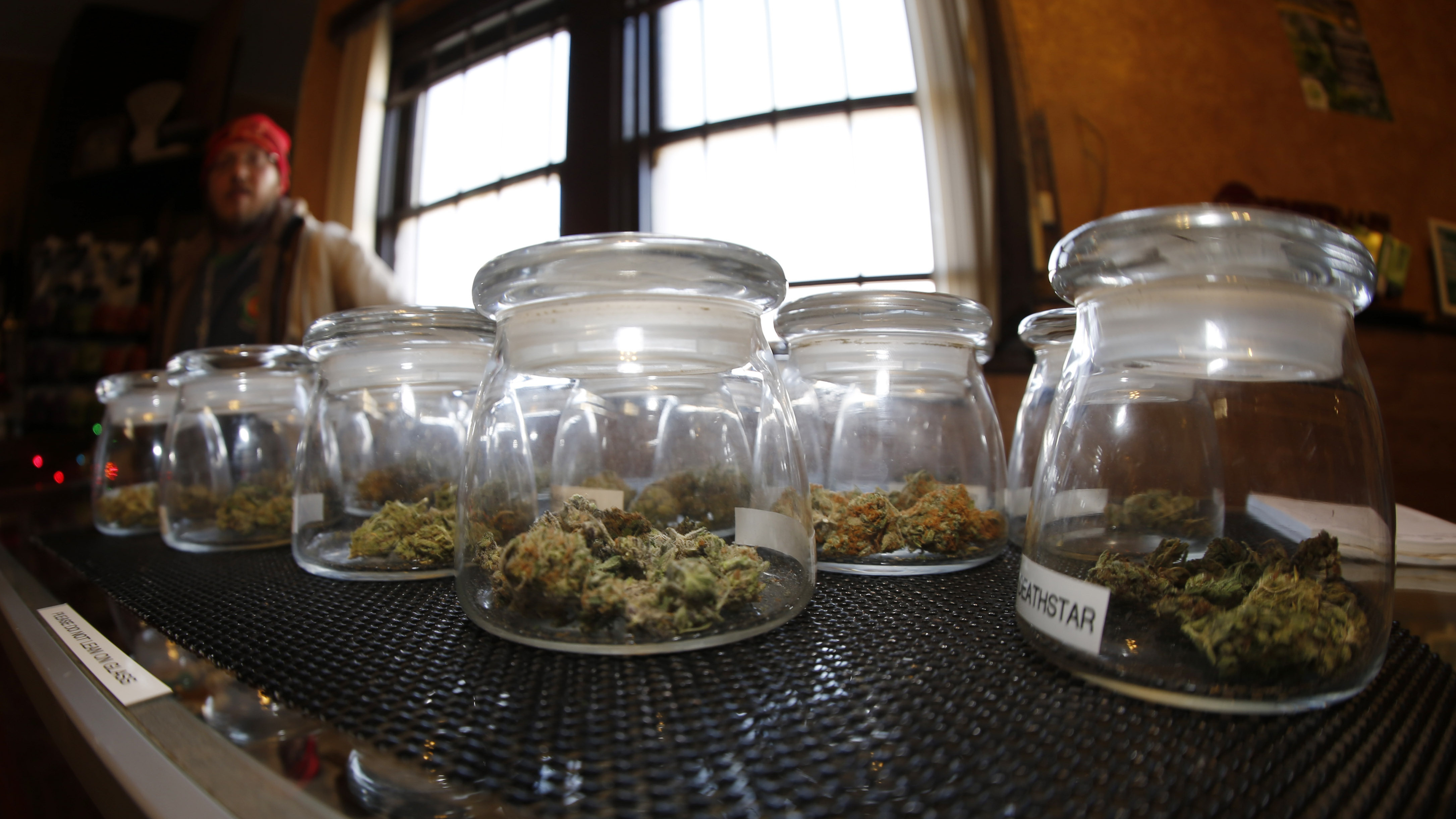 When Pot Goes From Illegal To Recreational, Schools Face A Dilemma