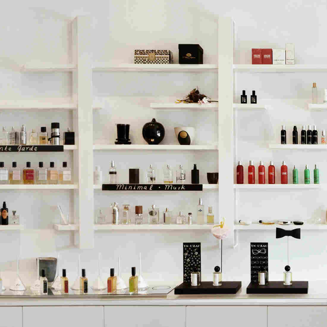The Scents And Sensibility Of LA's Nosy New Perfume Enthusiasts