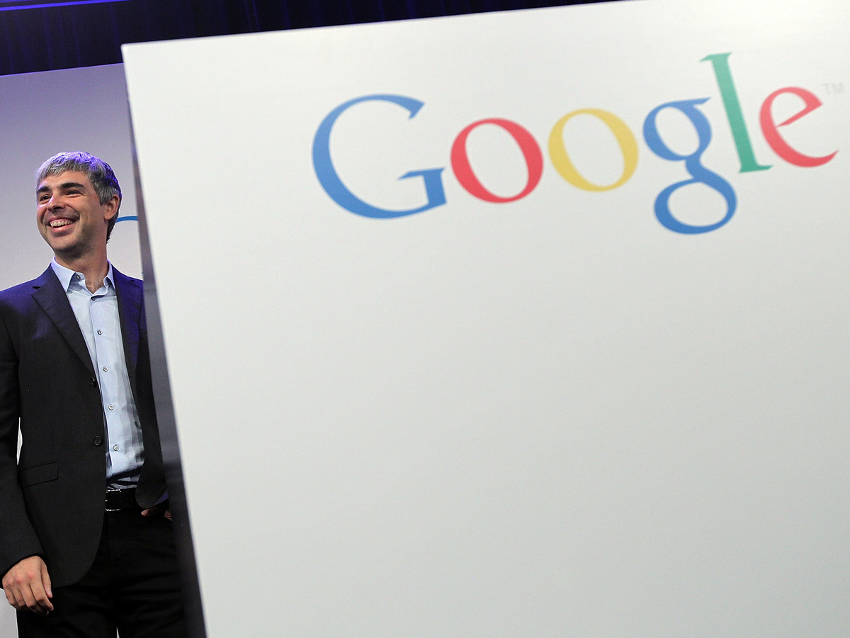 the future according to google's larry Google ceo larry page just published his annual founder's letter for  shareholders and, as usual, it's a fascinating glimpse into where page.