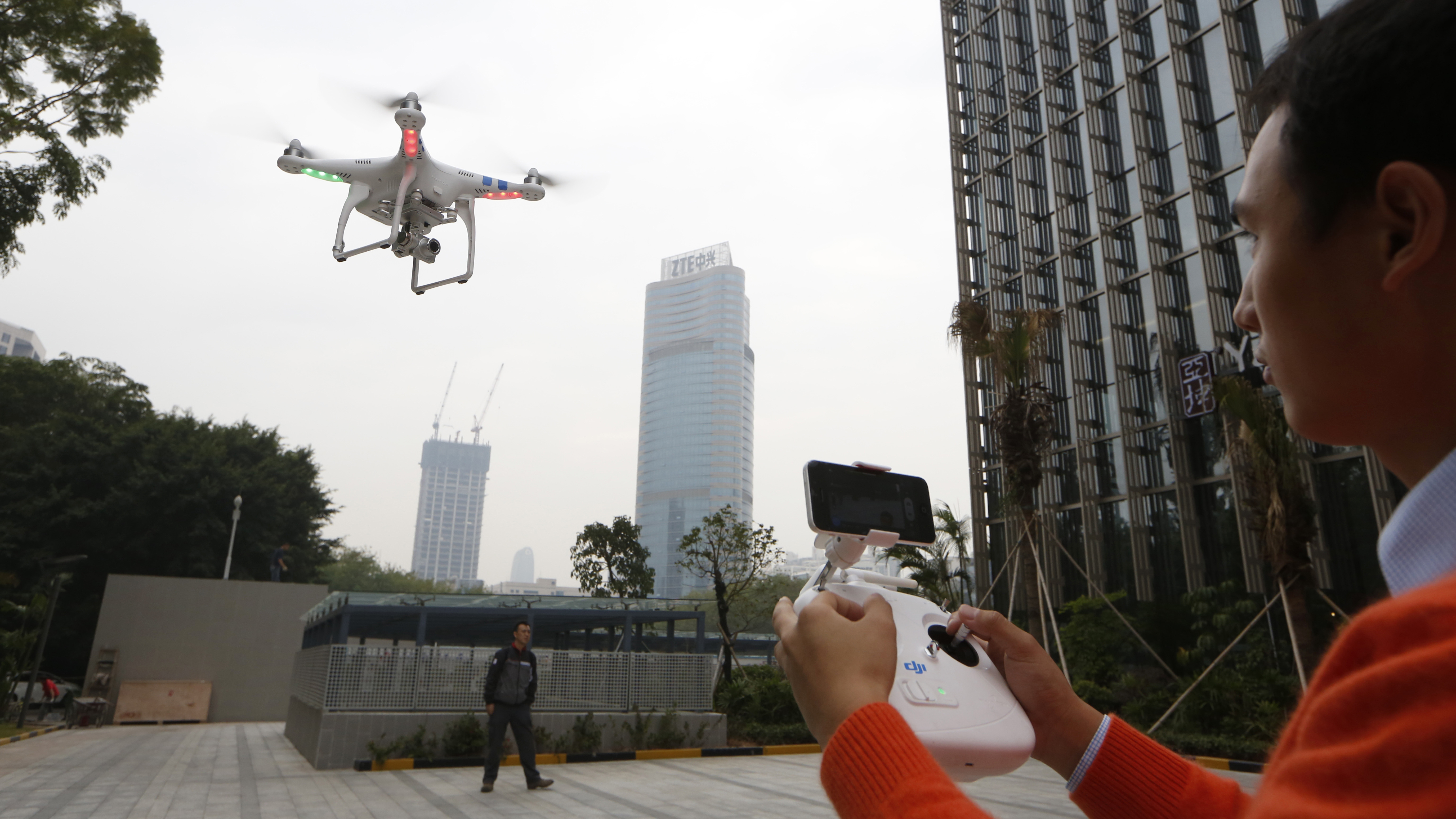 Now You Can Sign Up To Keep Drones Away From Your Property