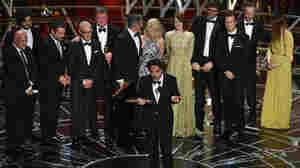 Check Out The Oscar Speeches On Income Inequality, Immigration And Incarceration