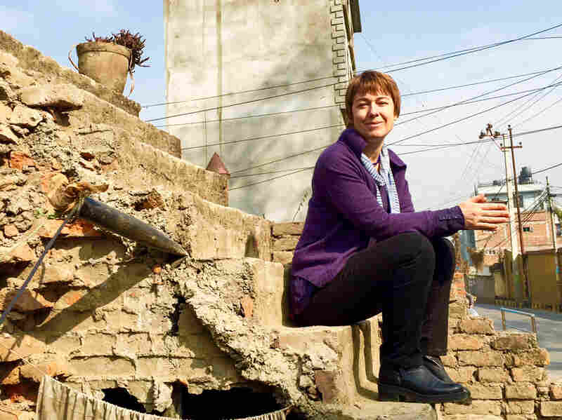 "Moira Reddick is known as the ""earthquake lady."" Her job is to help the government prepare for the possibility of a big quake — and create a plan for the aftermath."