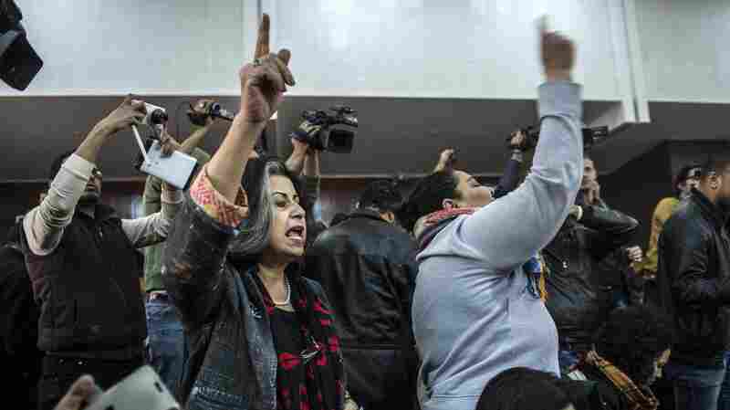 Egyptian Court Orders Prominent Activist Jailed For 5 Years