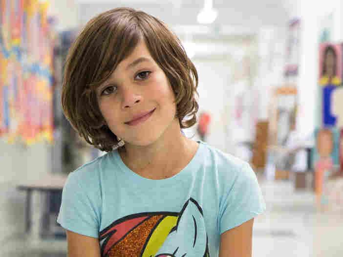 Transsexual teens