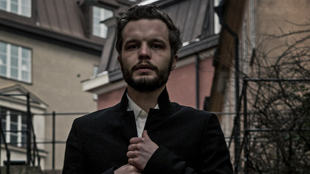 Kristian Matsson's new album as The Tallest Man On Earth, Dark Bird Is Home, is due out May 12. (Courtesy of the artist)
