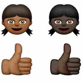 Here's Where Emoji Skin-Tone Colors Come From