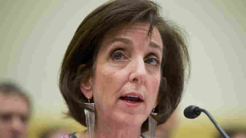 Assistant Secretary of State, Bureau of Western Hemisphere Affairs, Roberta Jacobson, testifies on Capitol Hill in Washington, in February.