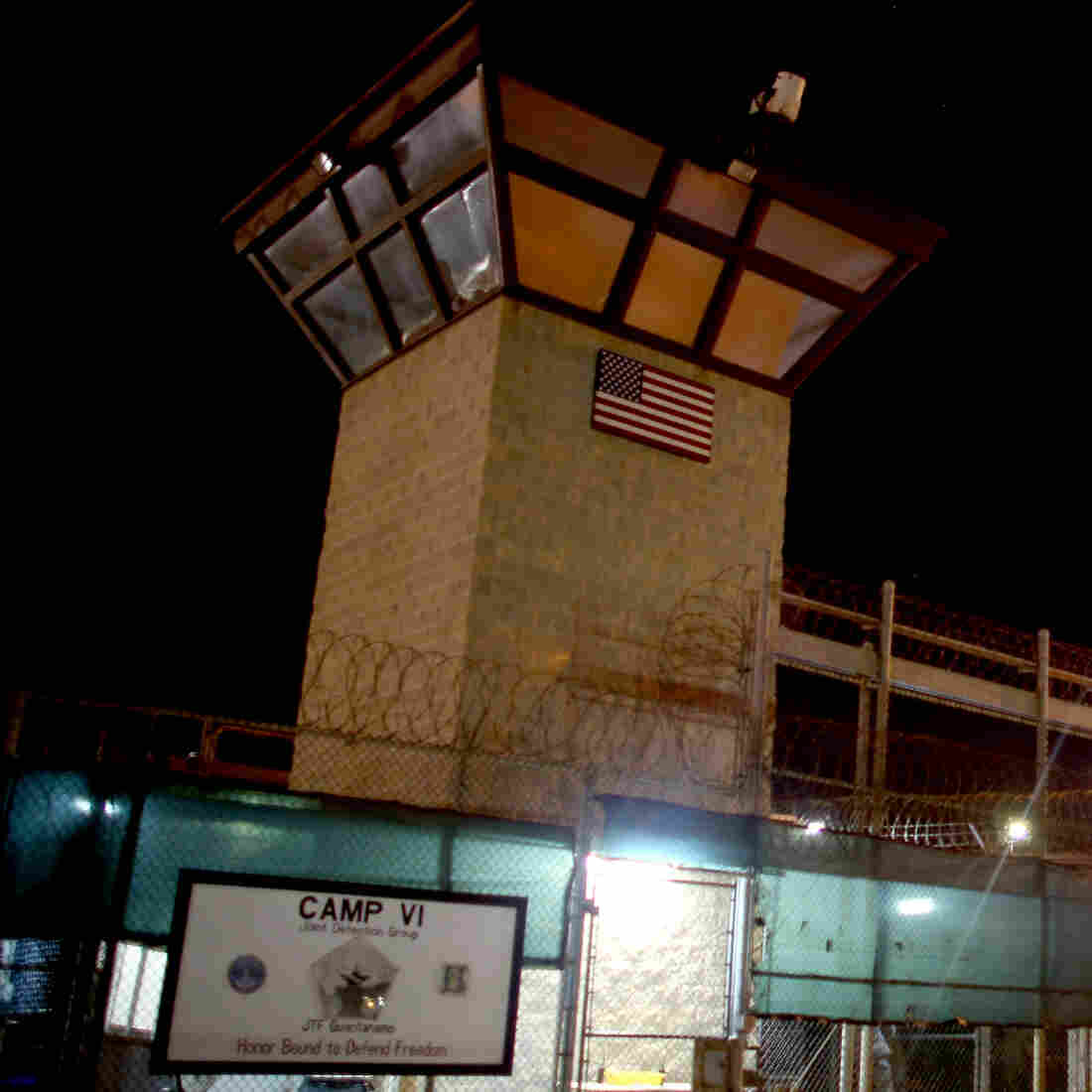 'Torture Report' Reshapes Conversation In Guantanamo Courtroom