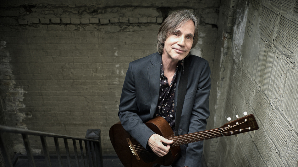 Jackson Browne. (Courtesy of the artist)