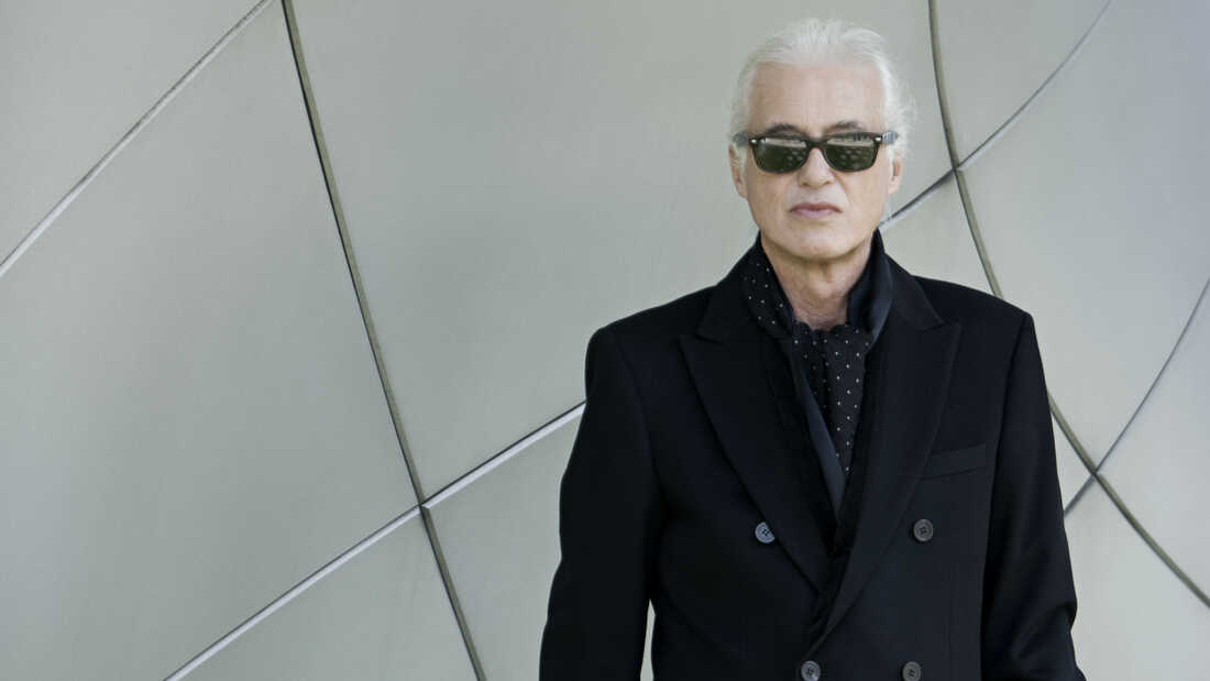 Jimmy Page Reflects On 40 Years Of Led Zeppelin's 'Physical Graffiti'