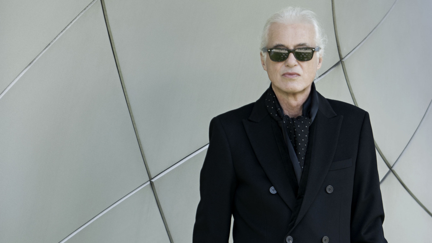Jimmy Page Reflects On 40 Years Of Led Zeppelin's