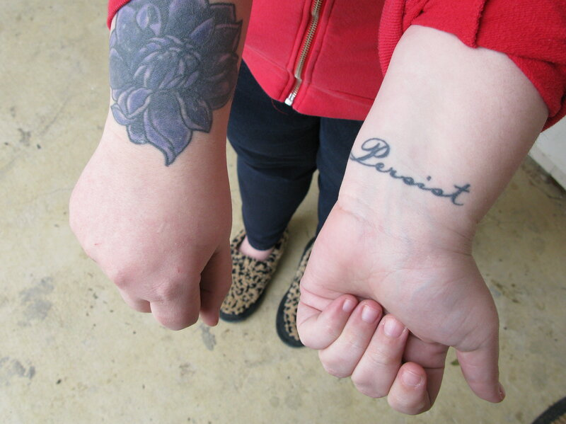Tattoo sex trafficking