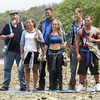 "The ""Blue Collar"" tribe assembles on the premiere of Survivor, season ... 30."