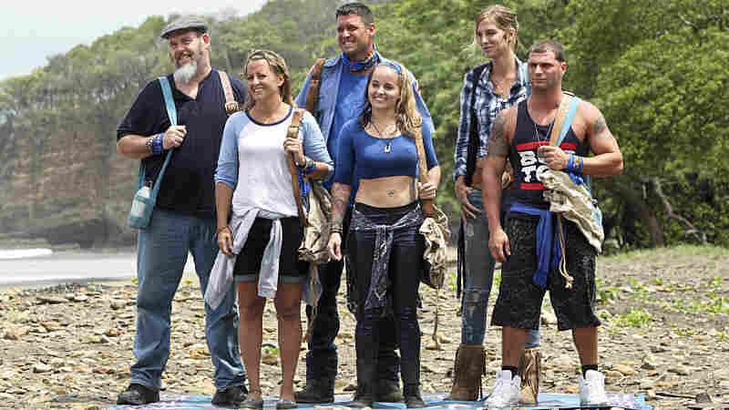 "The ""Blue Collar"" tribe assembles on the premiere of Survivor, season ... 30."