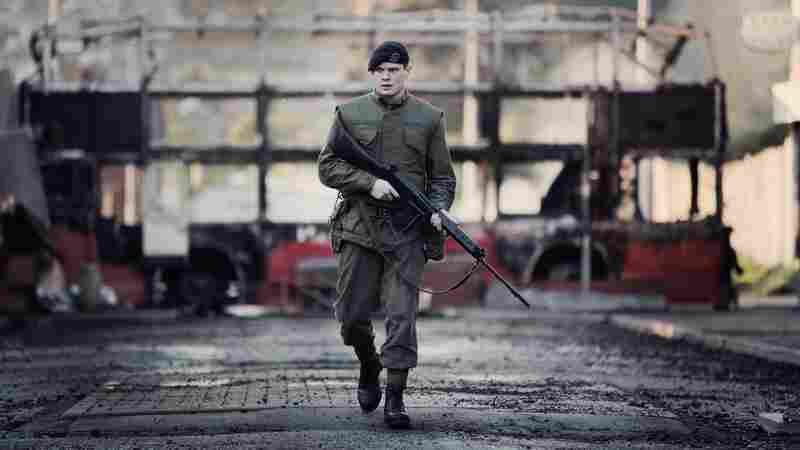 British soldier Gary Hook (Jack O'Connell) is accidentally abandoned by his unit after a riot in Belfast.