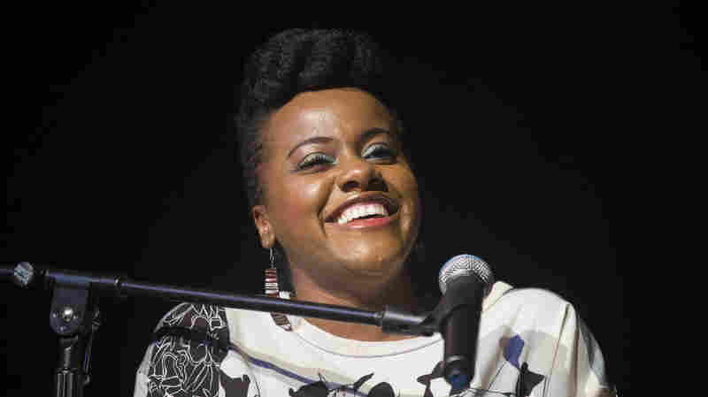 Reggae singer Etana moved to the U.S. from Jamaica when she was 9.