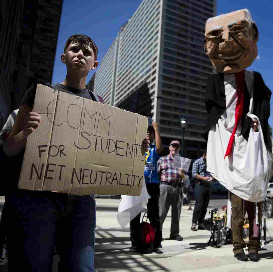 The FCC's Net Neutrality Vote: Here's What You Need To Know