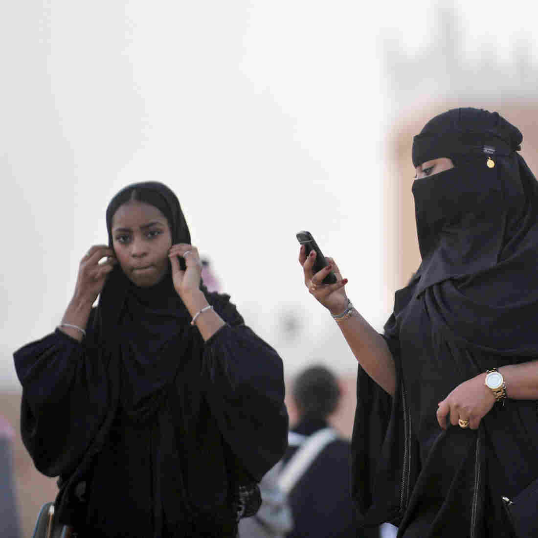 Saudi Women Still Can't Drive, But They Are Making It To Work