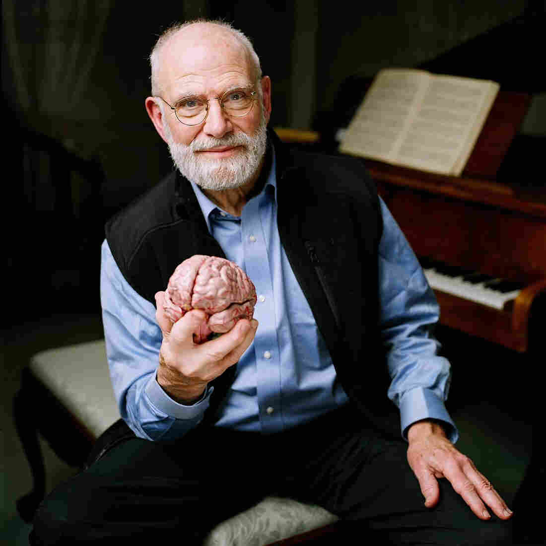 Oliver Sacks in 2007.