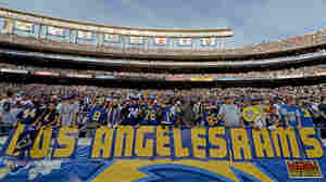 Inglewood Approves Plan For NFL Stadium, In Deal Involving Rams Owner