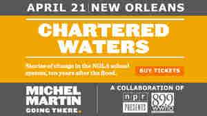 4/21/15: NPR Presents Michel Martin: Chartered Waters