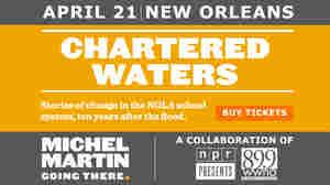 4/21/15: NPR Presents Michel Martin: Chartered Waters