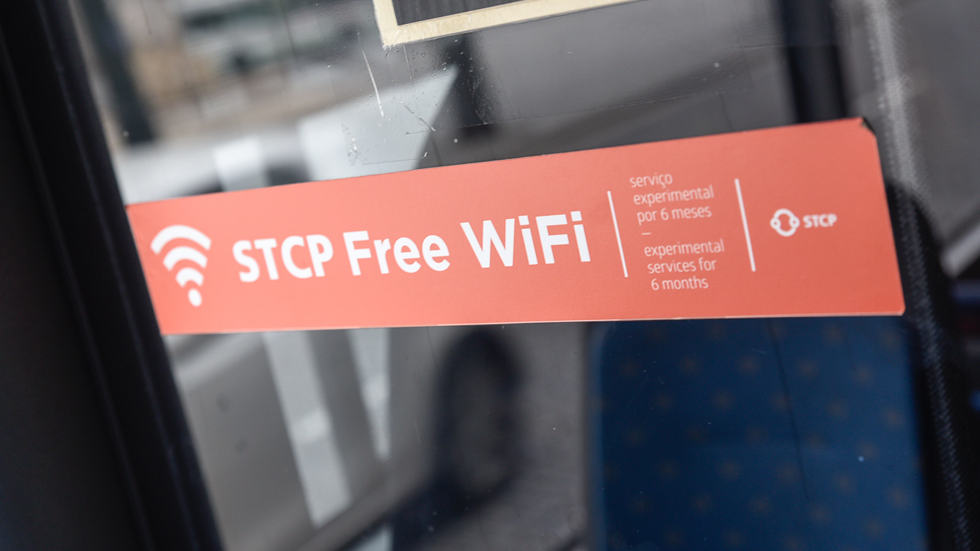 Free Wi-Fi On Buses Offers A Link To Future Of 'Smart Cities'
