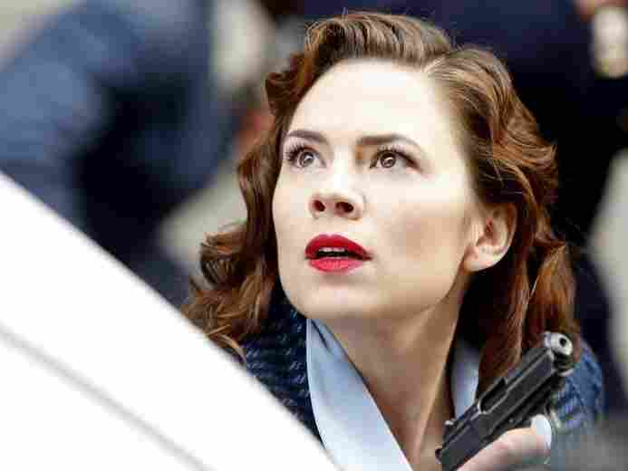 Viewers have criticized the lack of characters of color in Marvel's Agent Carter -- K. Tempest Bradford says it's just one of a long line of properties that overlook the presence of African-Americans outside of slavery, Reconstruction and the civil rights era.