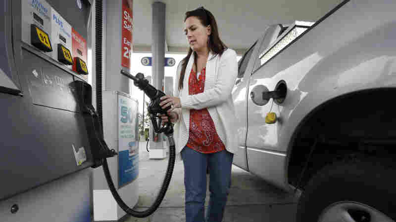 A sharp drop in gasoline prices led the consumer price index to fall in January. The CPI posted its first year-over-year drop since 2009.