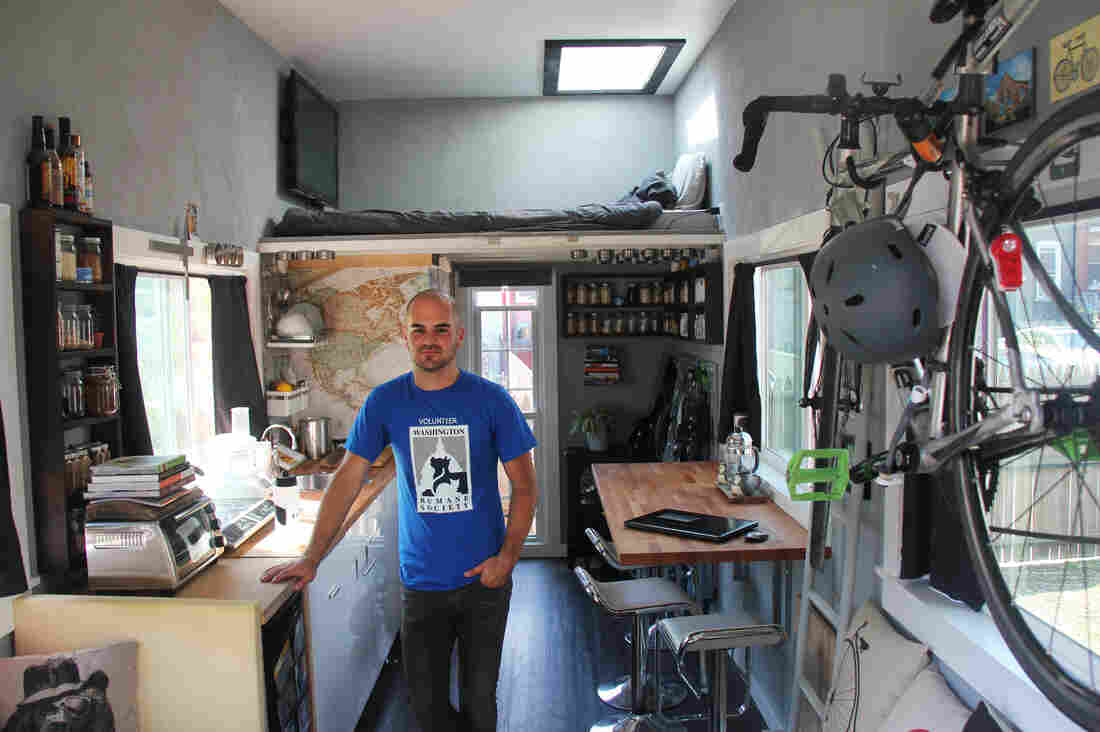 Living Small In The City With More Singles Micro Housing
