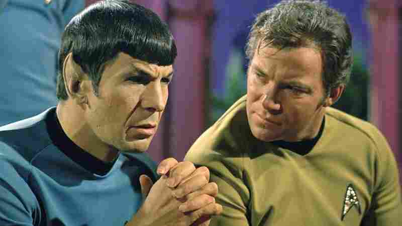 Spock was famously emotionless, but that didn't stop him from forming intense friendships with his shipmates, particularly Captain James T. Kirk.