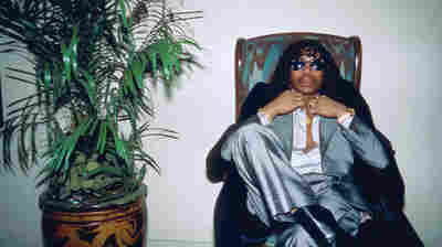 Rick James in 1984.