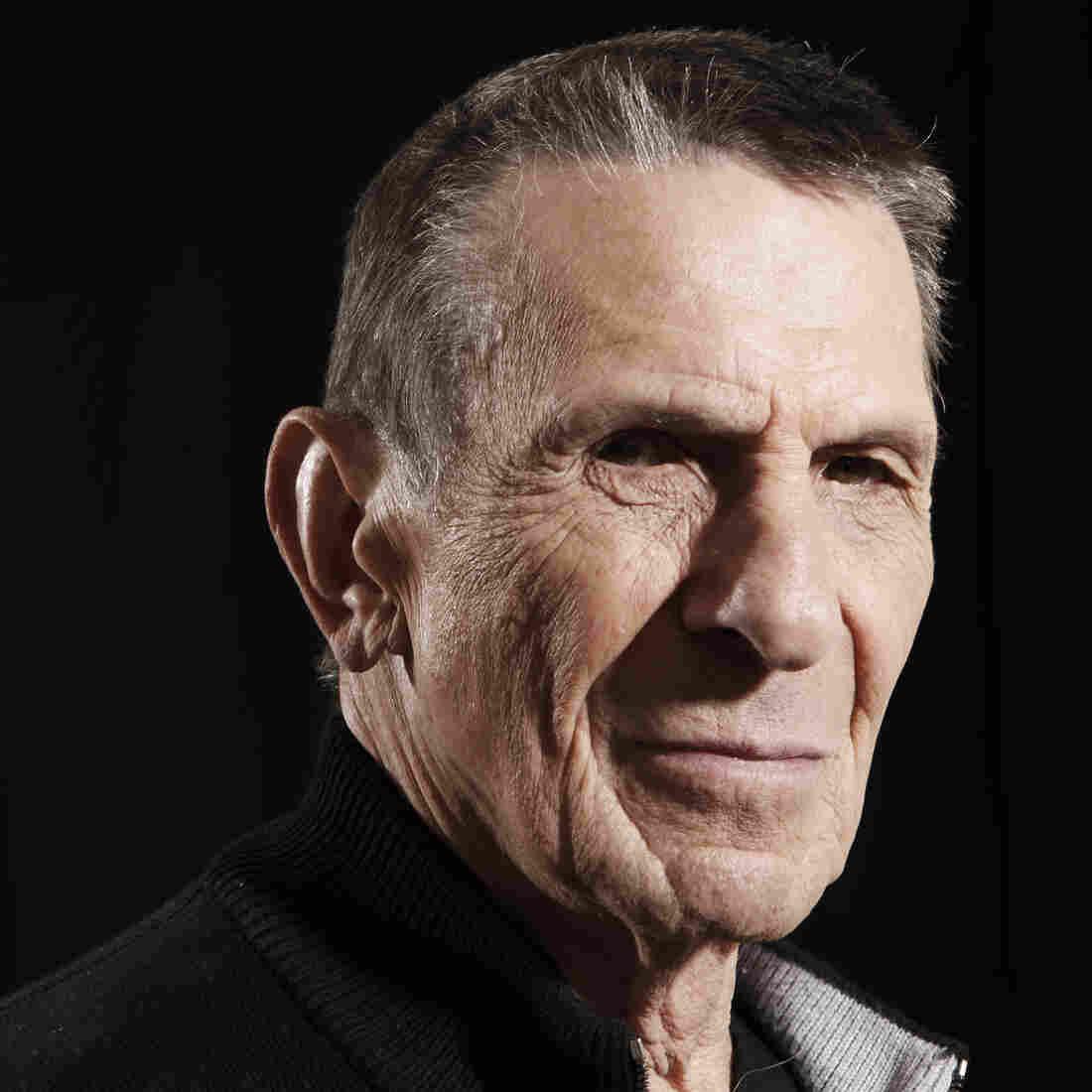 Leonard Nimoy, Mr. Spock On 'Star Trek,' Dies At 83