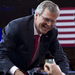 Jeb's Rowdy Supporters Help Him Escape The CPAC Lion's Den