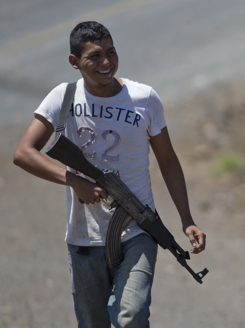 Mexico Says Leader Of Knights Templar Cartel Captured : The