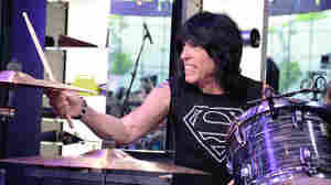 Marky Ramone performs on June 19, 2013 in New York City.