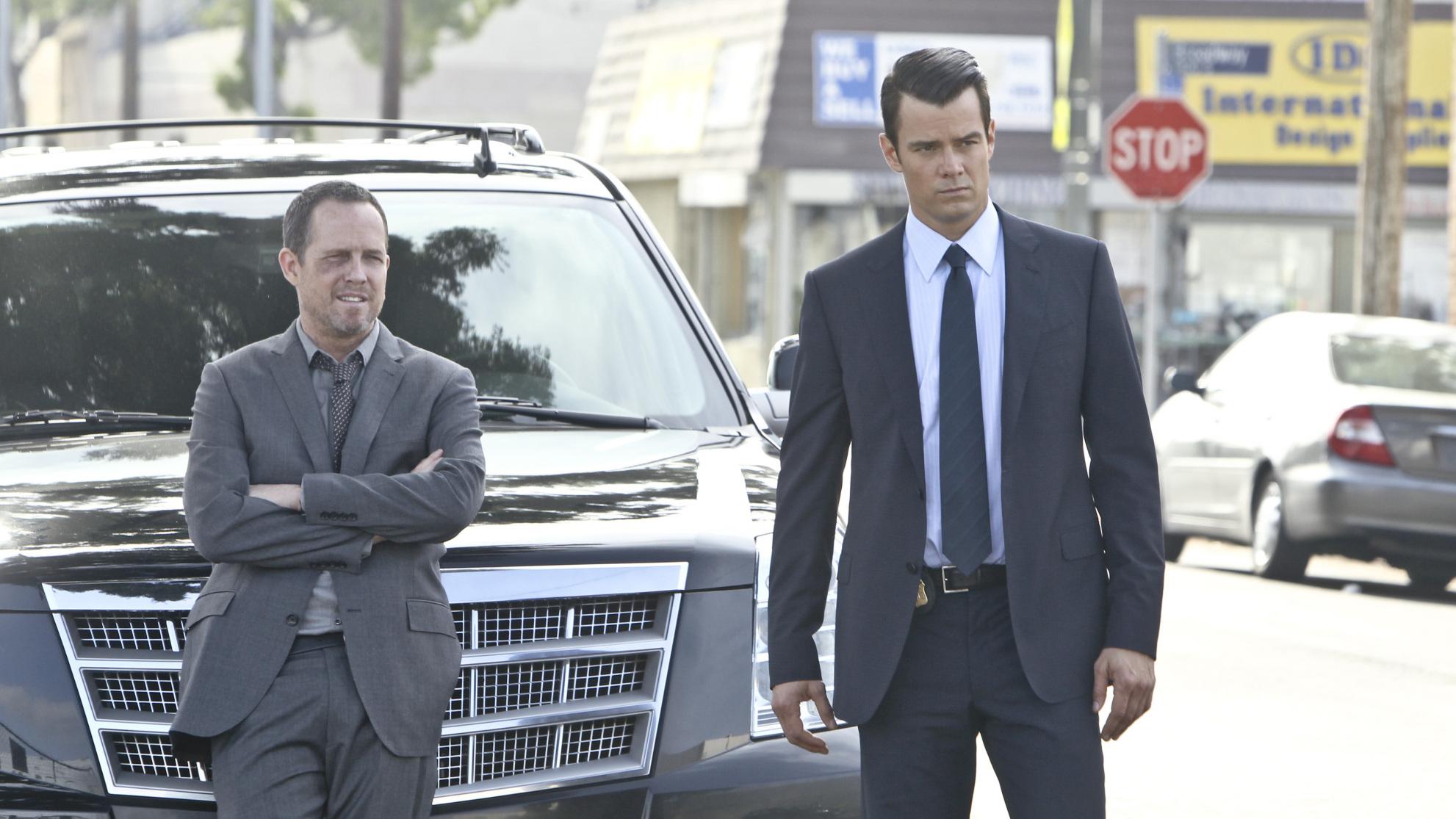 'Battle Creek' Tries To Shake Up CBS' Cop Show Formula