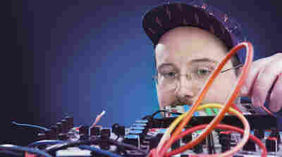 Gliss Riffer is the latest and perhaps most accessible album by electronic knob-twister Dan Deacon.