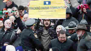 Fracking Opponents Feel Police Pressure In Some Drilling Hotspots