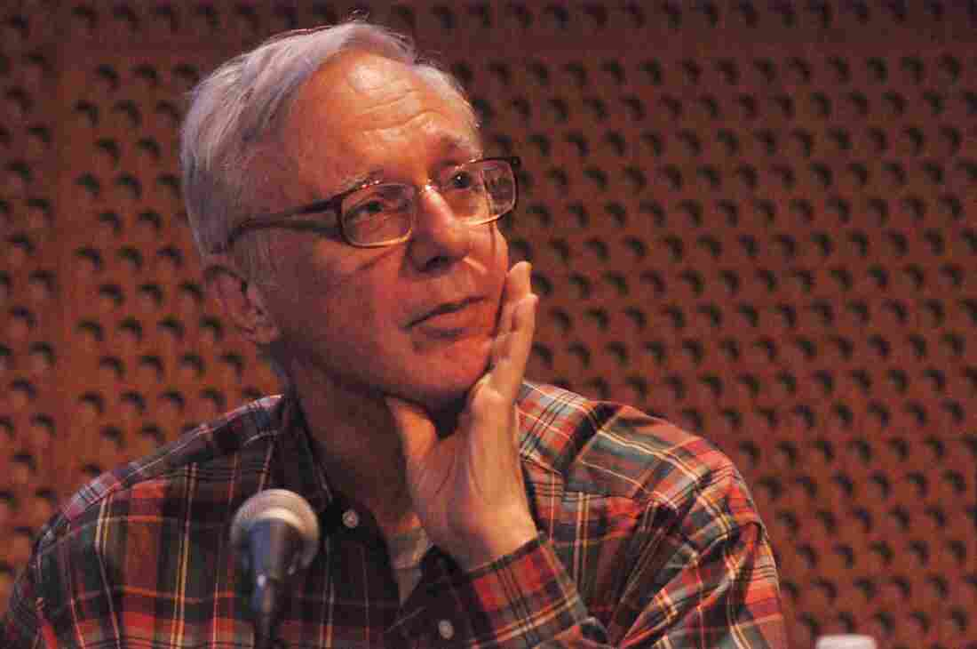 """I think it's a terrible critical sin to try to be different,"" says Robert Christgau, whose memoir Going into the City is a look back at his five decades of music writing."