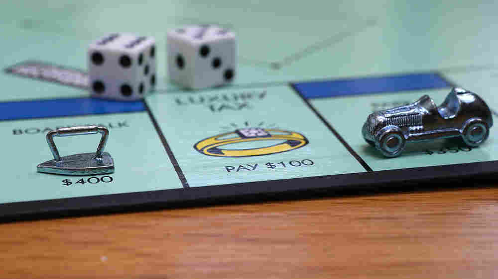 Ever Cheat At Monopoly? So Did Its Creator: He Stole The Idea From A Woman